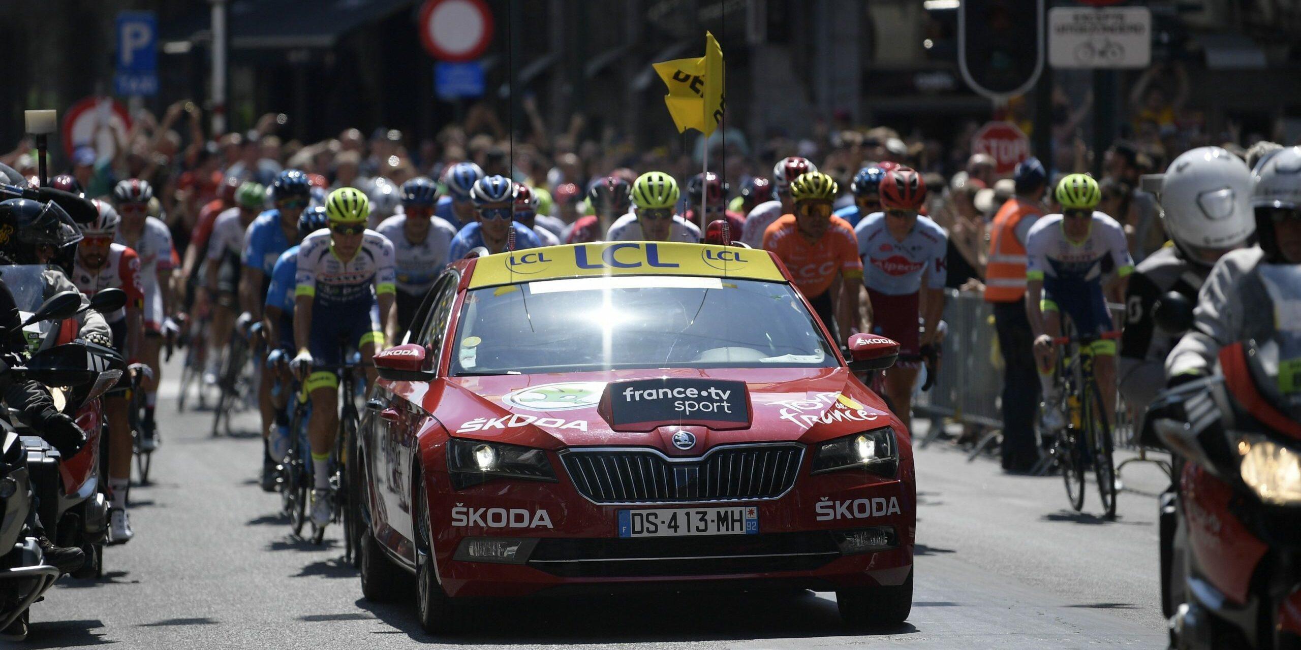 Inici de la primera etapa del Tour de França 2019 | Europa Press