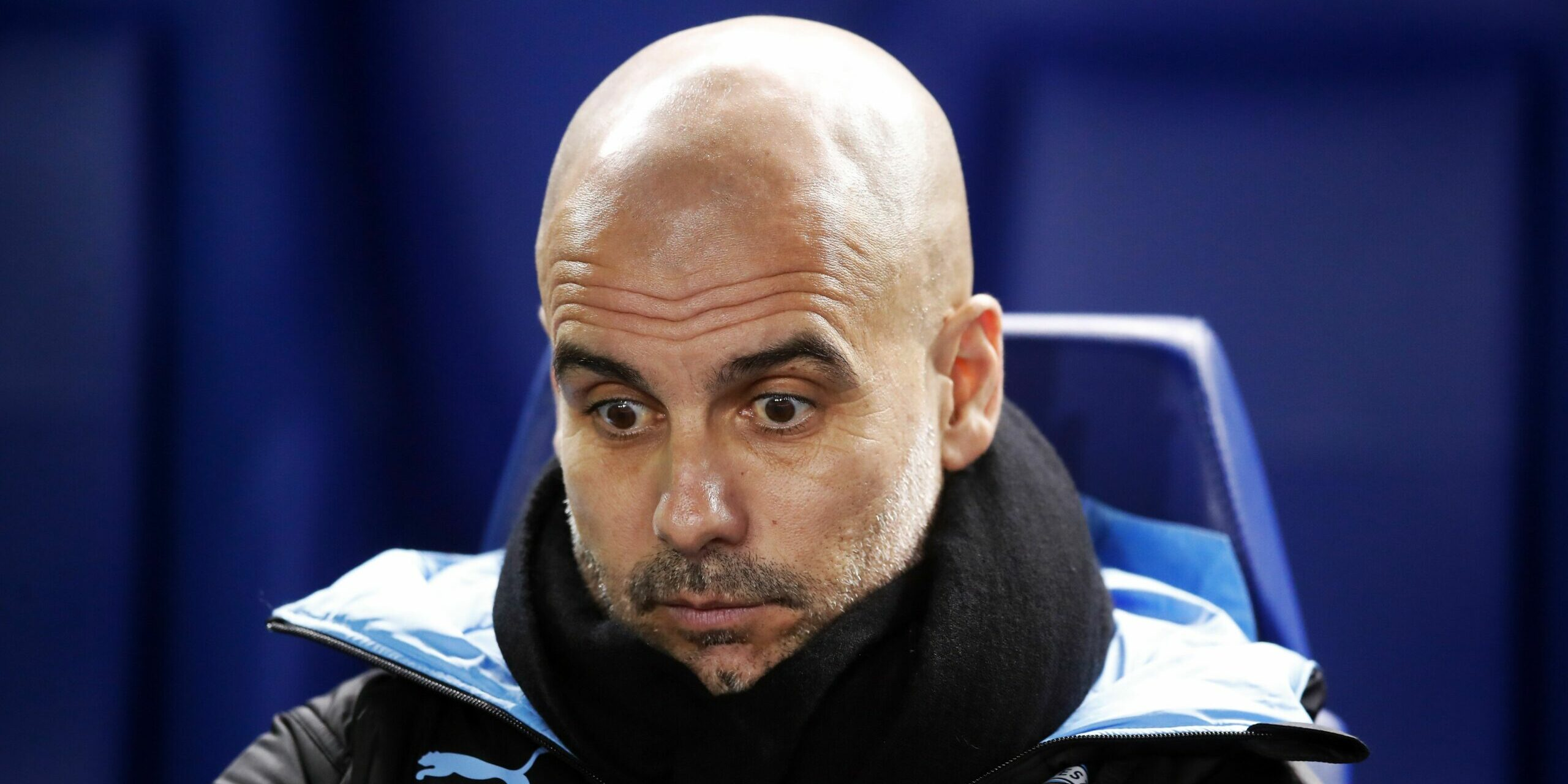 Guardiola, entrenador del Manchester City | Europa Press