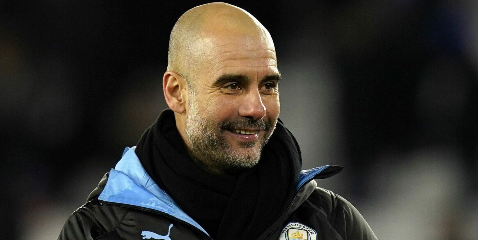 Guardiola, entrenador del Manchester City | EFE