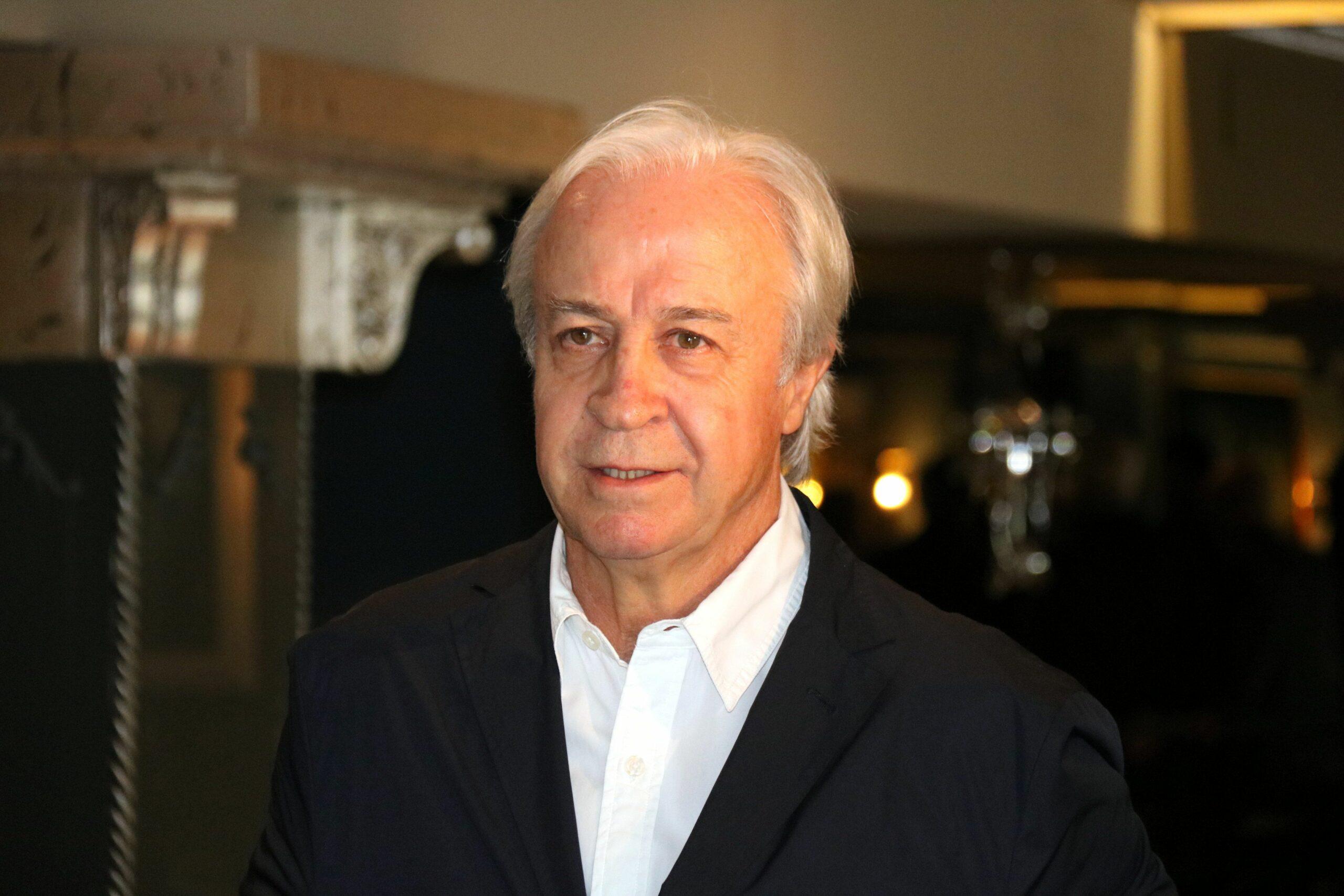 Carles Tusquets, president de la comissió gestora del Barça | ACN