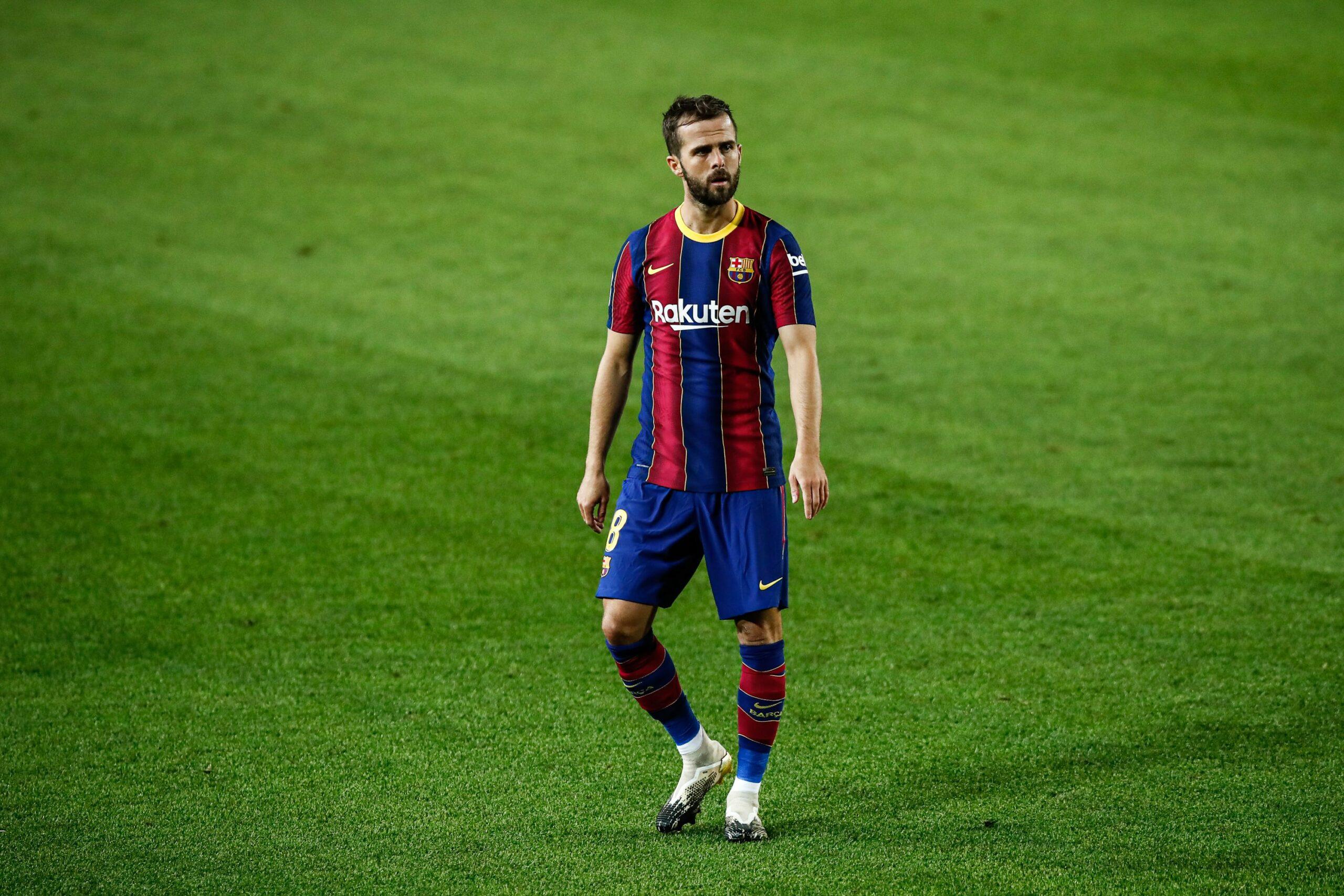 Pjanic, durant un partit del Barça |Europa Press