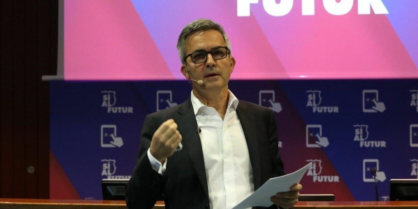 Víctor Font, precandidat a les eleccions del Barça | Europa Press