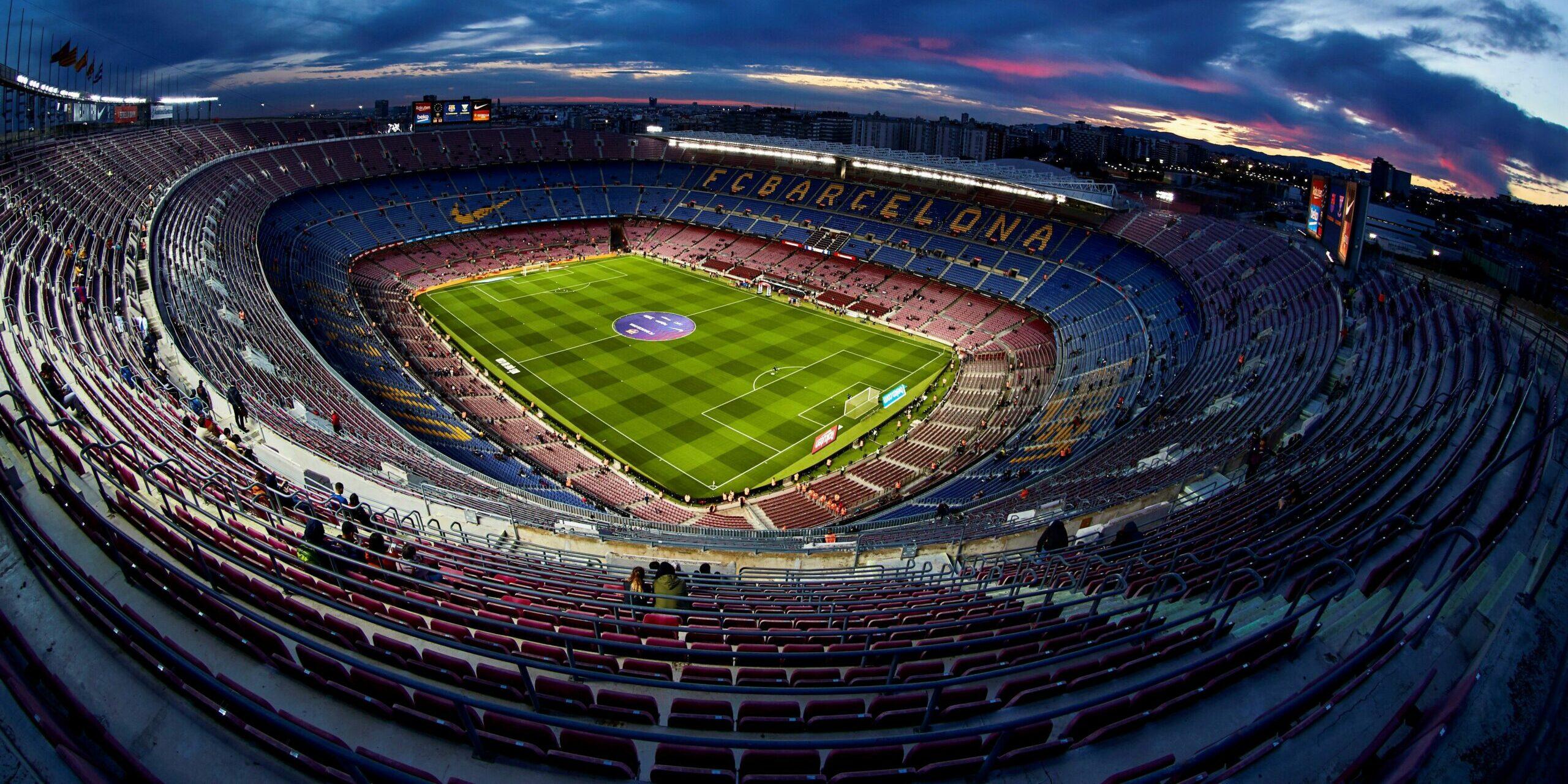 El Camp Nou, sense afeccionats | EFE