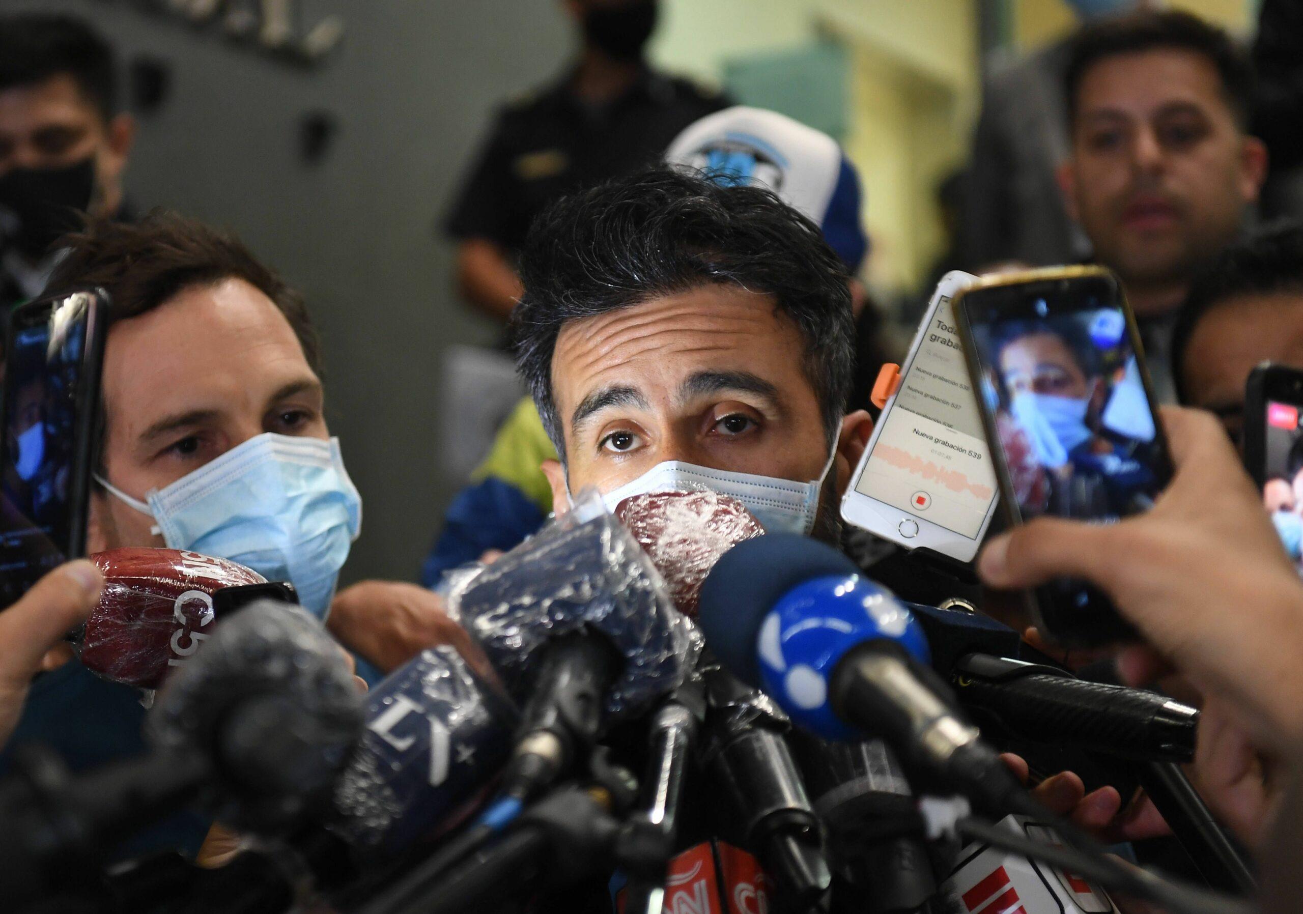 Leopoldo Luque, metge de Maradona | Europa Press