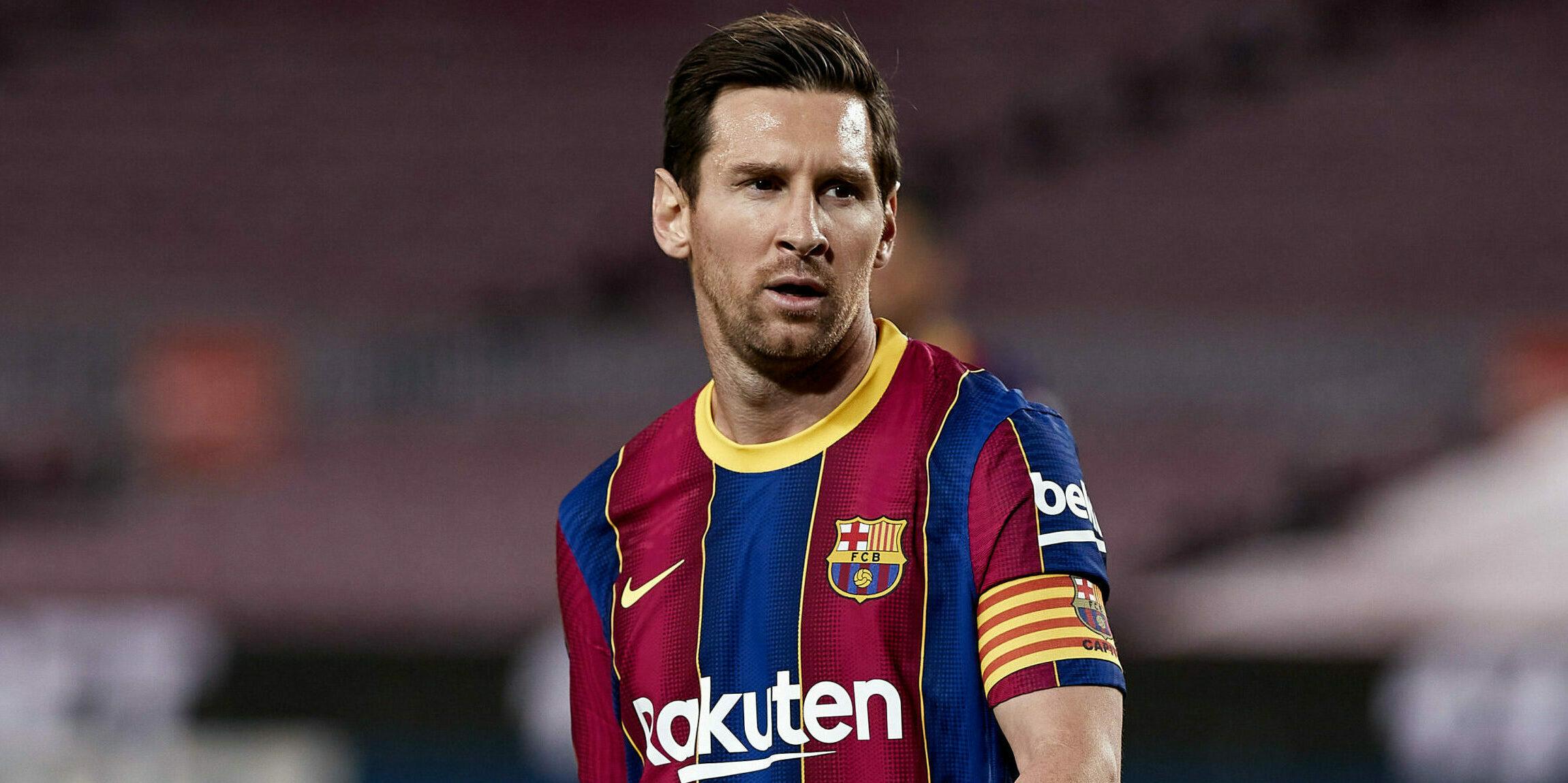 Leo Messi durant un partit amb el Barça | Europa Press