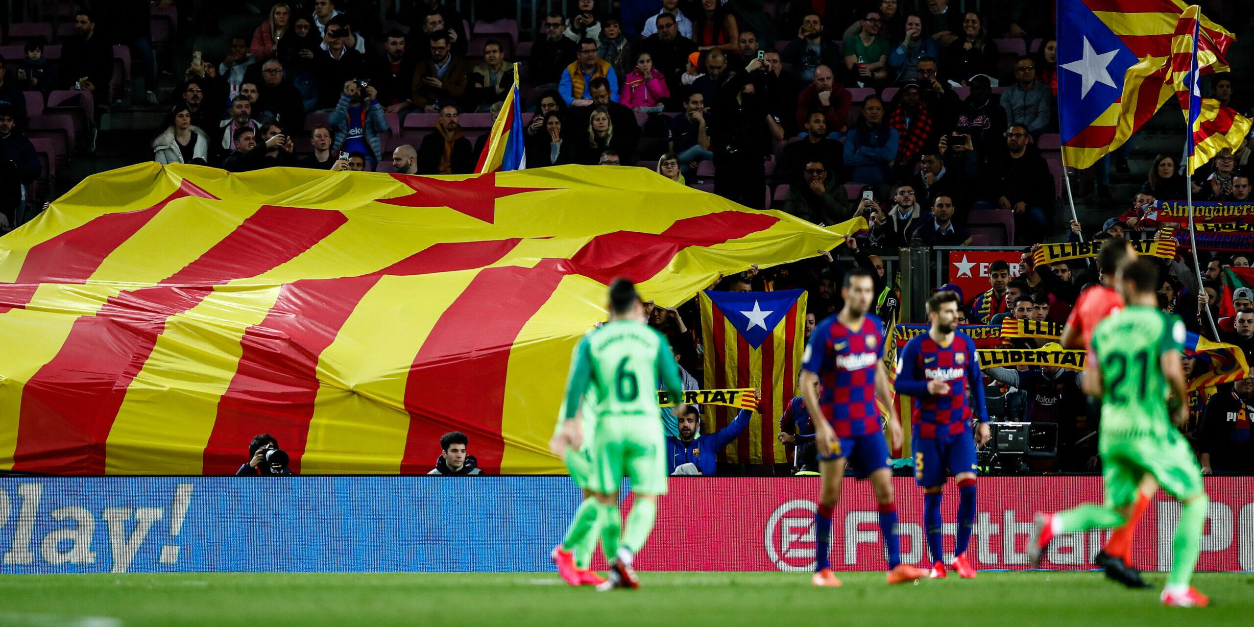 El Camp Nou, ple   Europa Press