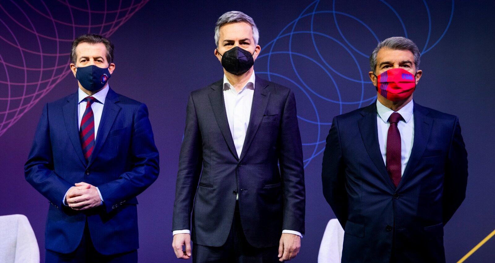 Els tres candidats | FCB