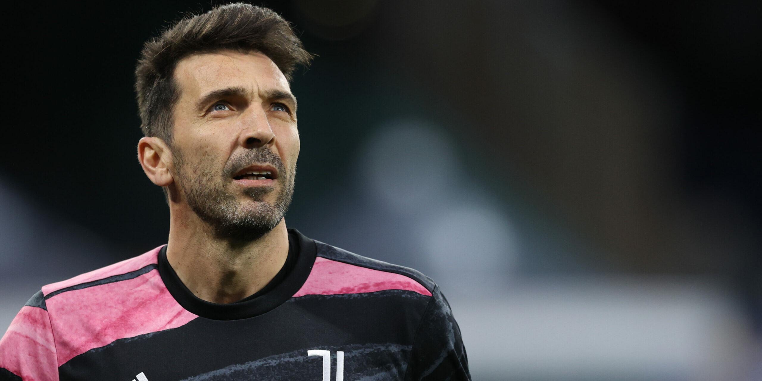 Buffon, porter de la Juventus | Europa Press