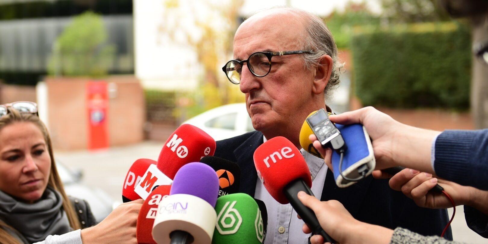 Jaume Roures, director general de Mediapro   Europa Press
