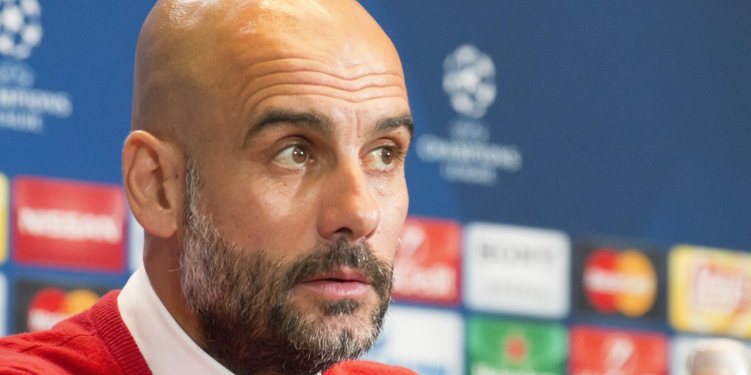Pep Guardiola, durant la seva etapa al Bayern | Europa Press
