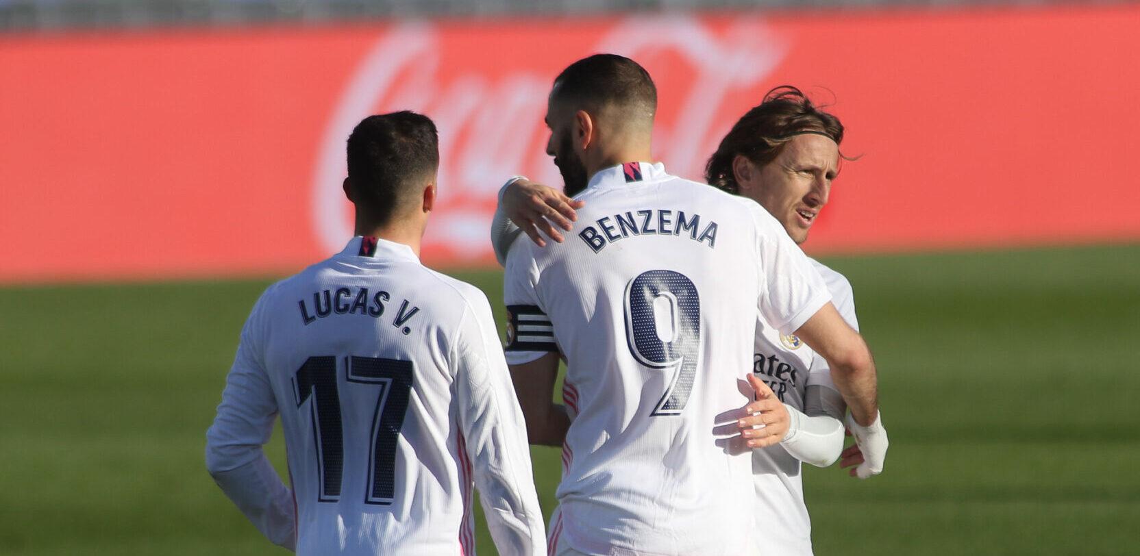 Benzema, jugador del Madrid   Europa Press