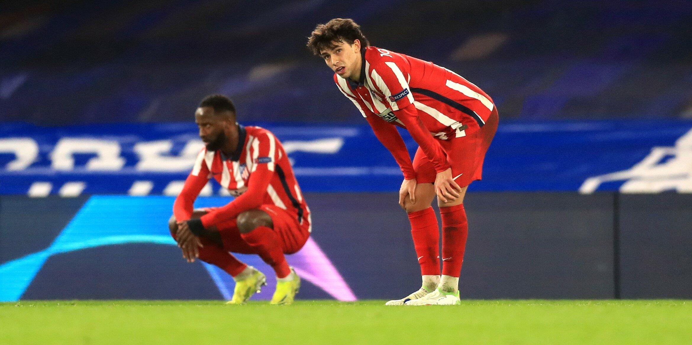 Joao Felix i Lemar, a Stamford Bridge | Europa Press