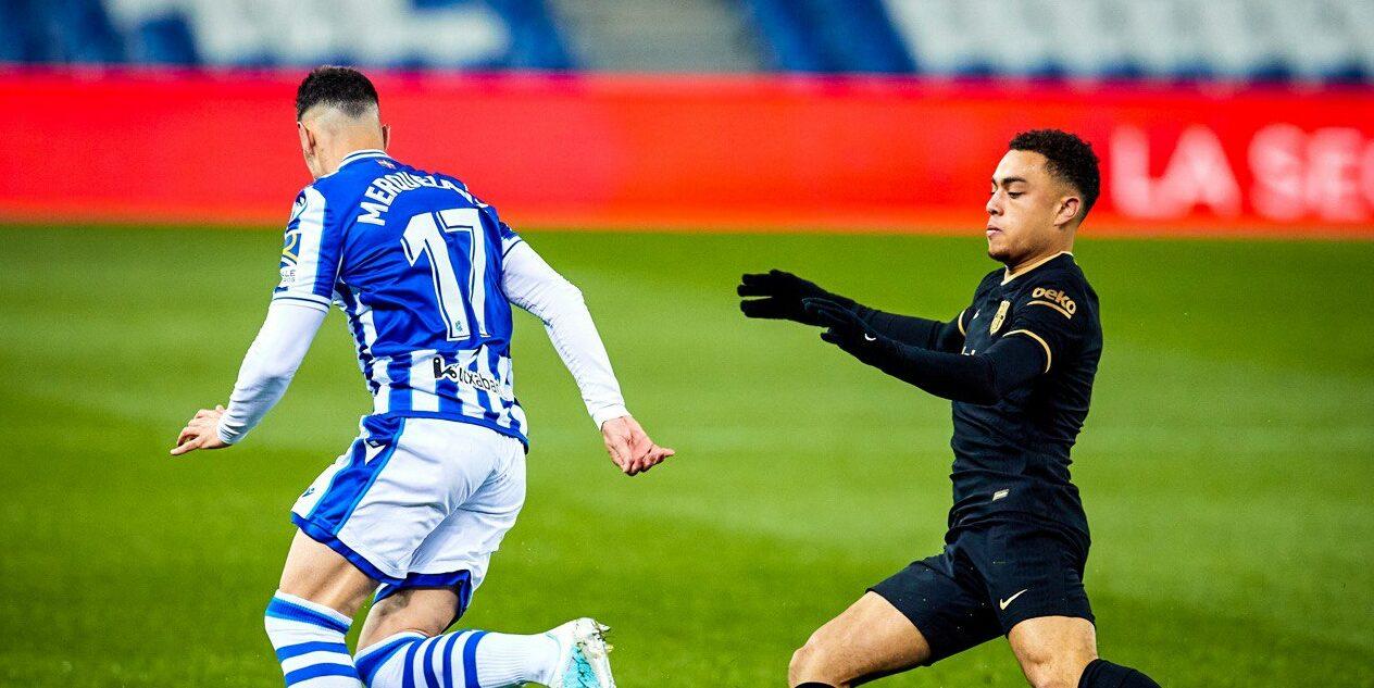 Dest, jugador del Barça | FCB