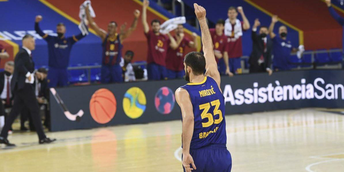 Nikola Mirotic, jugador del Barça | FC Barcelona