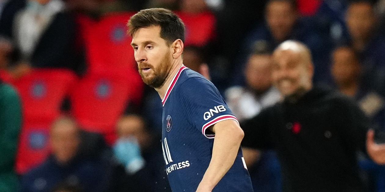 Leo Messi, amb el PSG | Europa Press