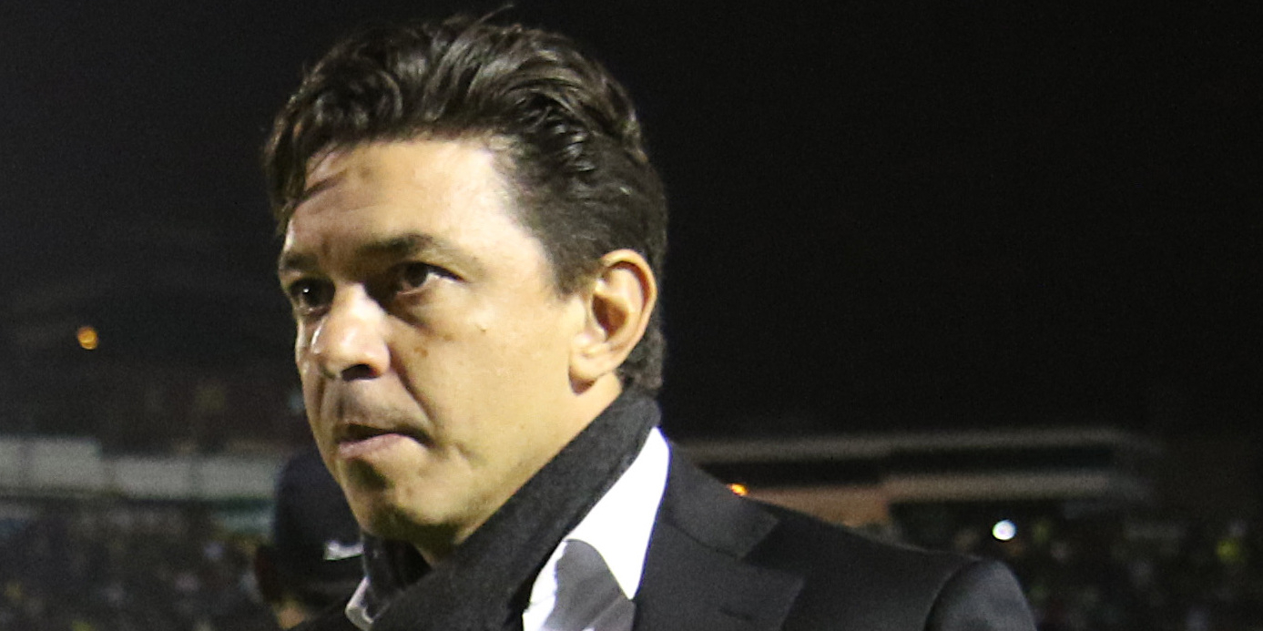 Marcelo Gallardo, exentrenador de River Plate | Wikimedia